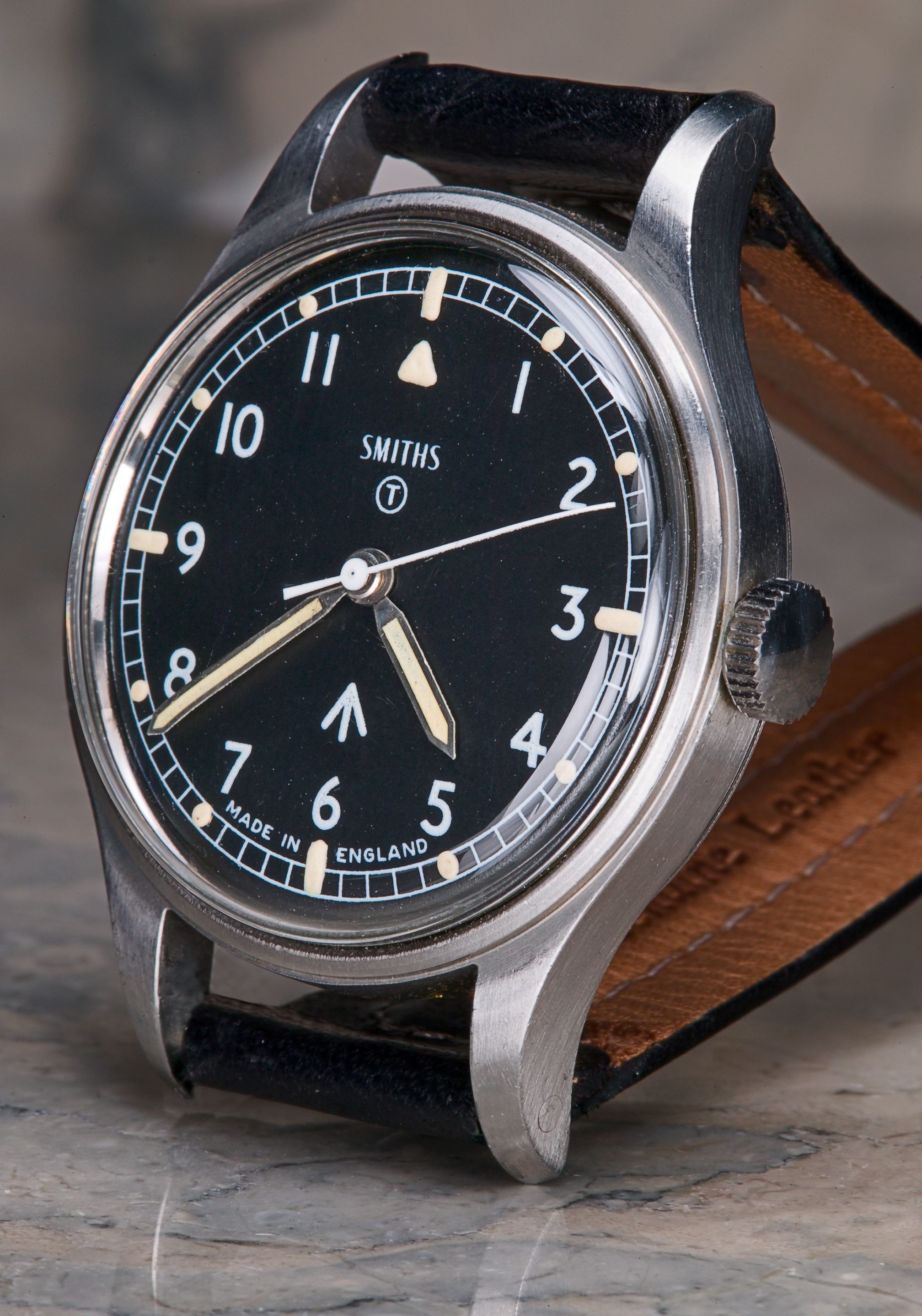 for smiths the serviced british sale military issued last army and pin atg at watches vintage mechanical